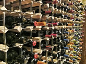 Wine Cellar at Maldonado Bistro