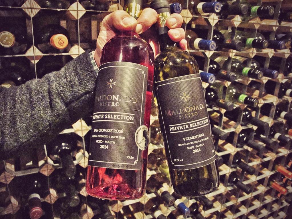 Maldonado Private Selection Wine
