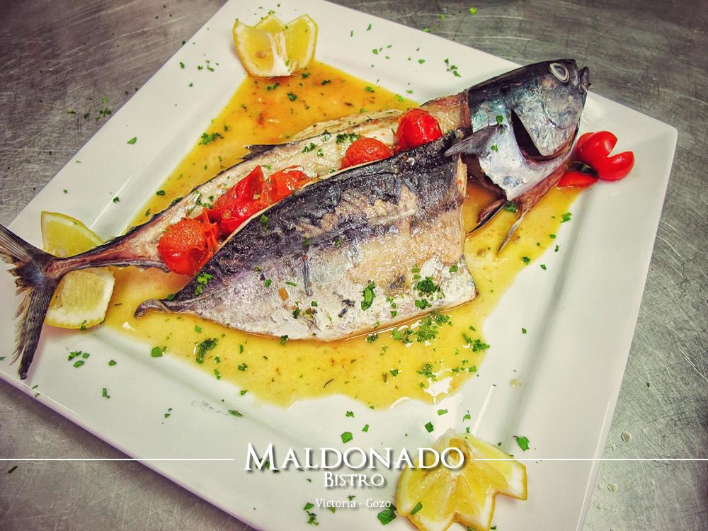 Fresh Mediterranean Mackeral