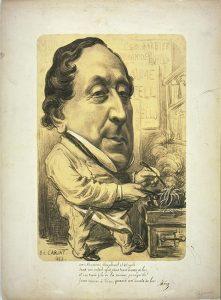 Rossini the master chef