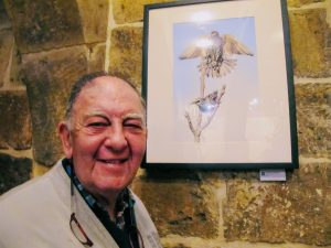 Bird photography exhibition by Joseph Vella Gaffiero