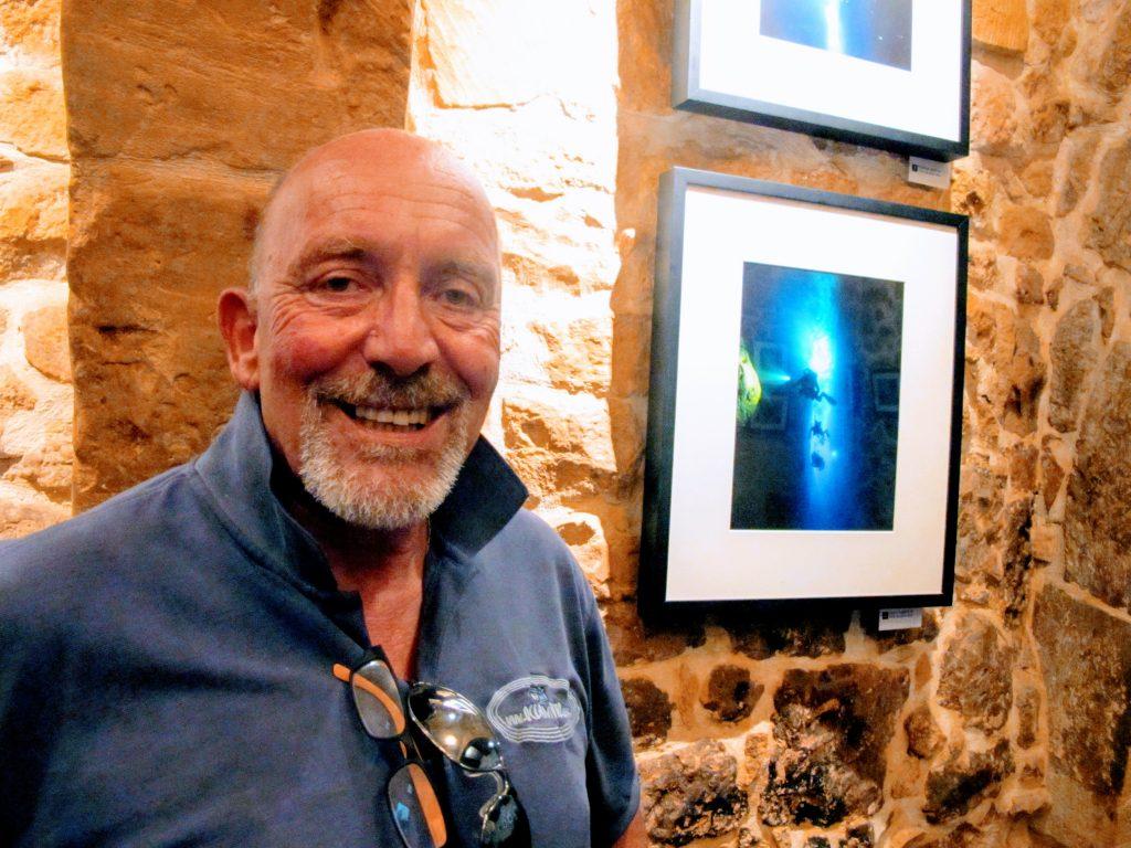 Pete Bullen - underwater photography of Gozo