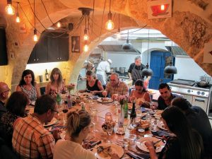 Dinner party @ Gozo.Kitchen