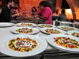 Dinner party @ Gozo.Kitchen