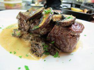 Tournedos of Gozitan Beef