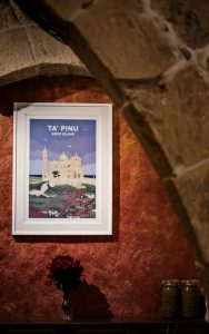 Ta' Pinu Poster