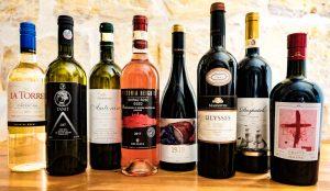 wine tasting at Maldonado Bistro