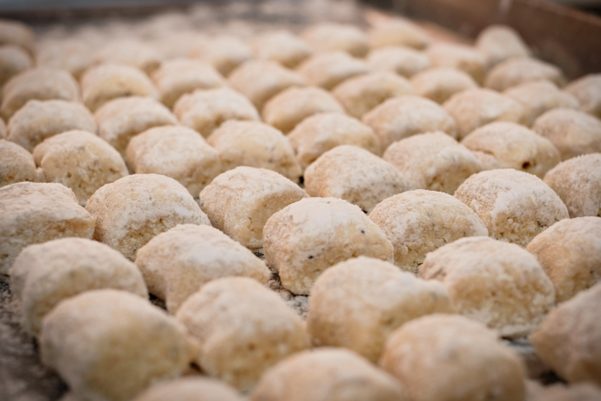 Gozo Cheese Gnocchi
