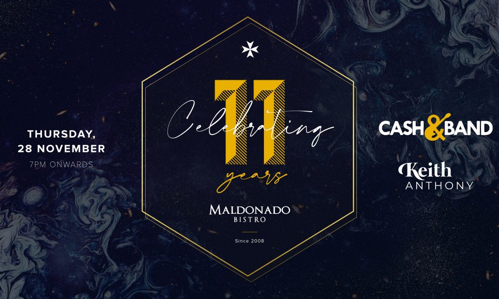 11th Anniversary Party at Maldonado Bistro