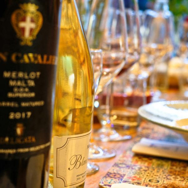 Wine tasting in Gozo