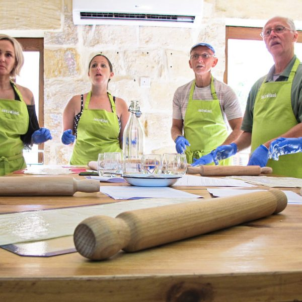 Cooking class in Gozo