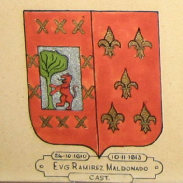 Maldonado Coat of Arms